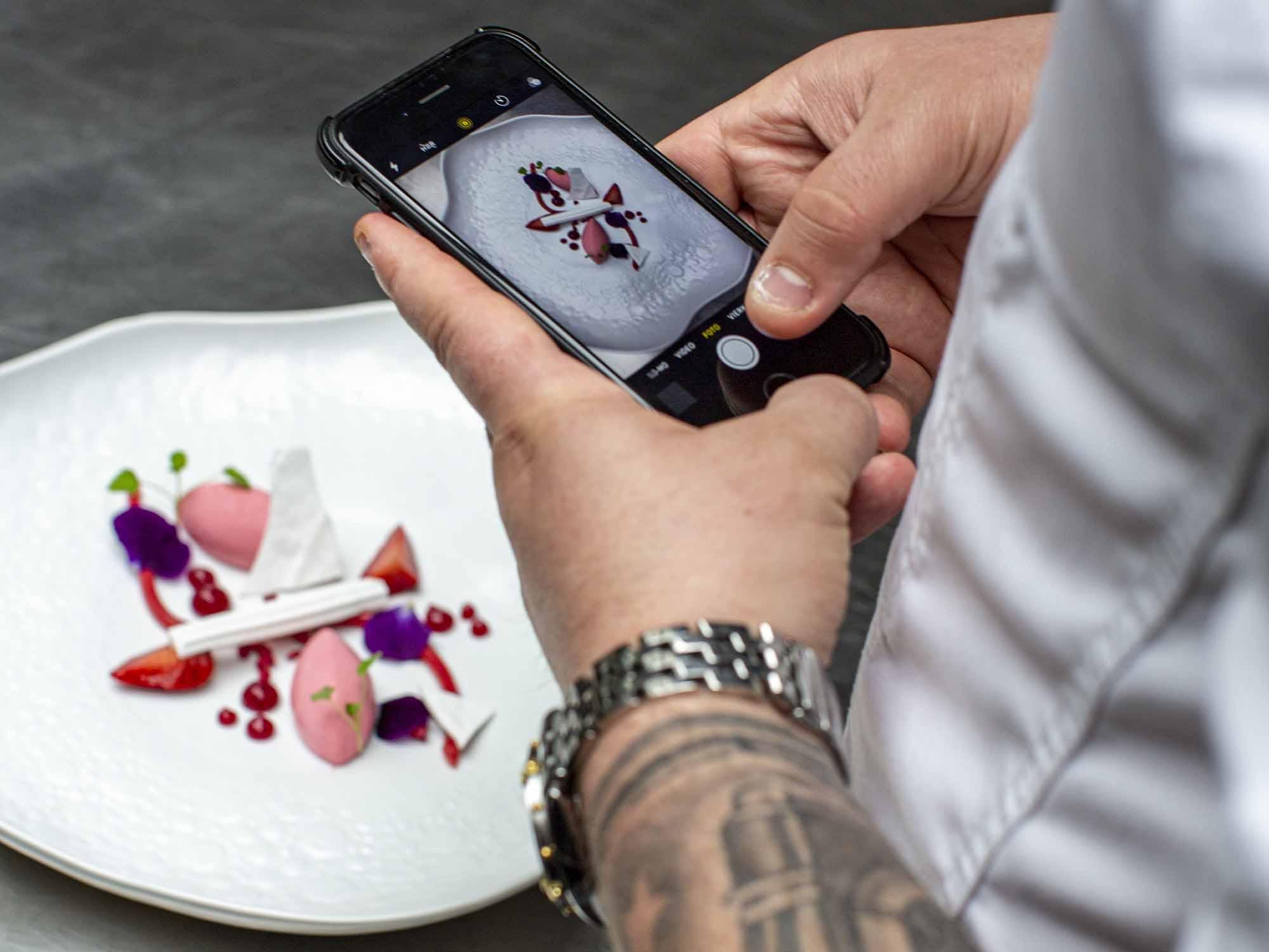 trends social media 2020 restaurants